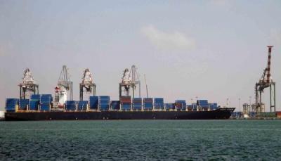 للمرة الأولى في تاريخه.. ميناء عدن يسجل رقماً قياسياً في عام 2019