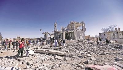 تحالف حقوقي: مقتل وإصابة أكثر من 38 ألف مدني منذ انقلاب الحوثيين