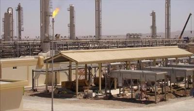 صافر ترفع إنتاجها من النفط الخام إلى 10 ألف برميل يومياً