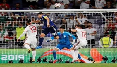 اليابان تهزم إيران بثلاثية وتتأهل نهائي كأس آسيا