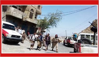تعز: الشرطة العسكرية تطلق حملة لضبط مطلوب أمنيًا
