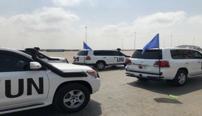 الامم المتحدة تُشرف على مسرحية الحوثيون في عملية الإنسحاب من موانئ الحديدة