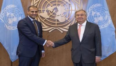 الامم المتحدة تجدد دعمها للشرعية والالتزام الثابت بوحدة وأمن اليمن