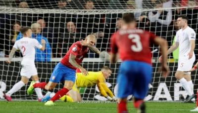 التشيك تسقط إنجلترا بالضربة القاضية في يورو 2020