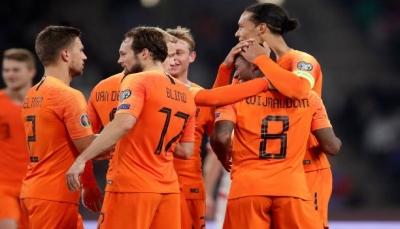 هولندا تتخطى بيلاروسيا وروسيا تعلن انضمامها إلى كبار يورو 2020