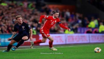 بيل يعطل تأهل كرواتيا لنهائيات يورو 2020