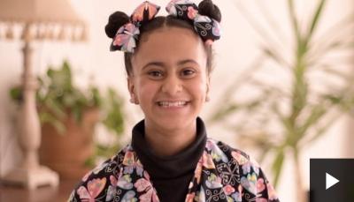 تعرف كيف علمت طفلة يمنية نفسها اللغة اليابانية؟ (فيديو)