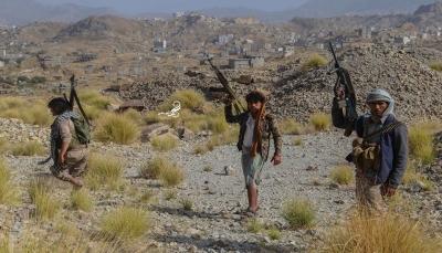 """تعز: مقتل 4 حوثيين في مواجهات مع الجيش في """"حذران"""" غرب المدينة"""