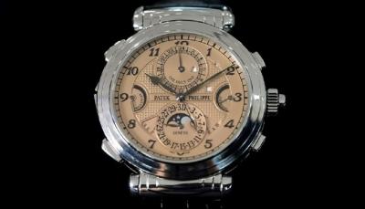 تعرف على أغلى ساعة يد في العالم!