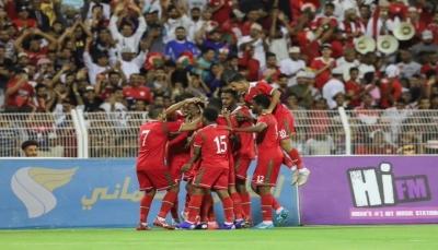 عُمان تستعيد الانتصارات والأردن تسقط امام استراليا في التصفيات المزدوجة