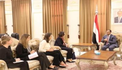 """وزير الخارجية: إعاقة تنفيذ """"اتفاق الرياض"""" يخدم ميليشيا الحوثي"""