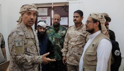"""السعودية تتحرك لمنع انهيار """"اتفاق الرياض"""" ولجنة عسكرية تصل أبين"""