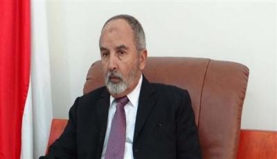 رئيس الإصلاح يؤكد على ضرورة إزالة العراقيل التي تقف أمام تنفيذ اتفاق الرياض