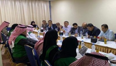ضمن رؤية الجانب التنموي لاتفاق الرياض.. وفد سعودي في عدن بزيارة رسمية