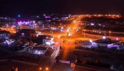 صاروخ باليستي يستهدف معسكرًا للأمن المركزي في مدينة مأرب