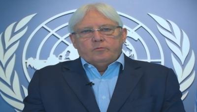 """""""غريفيت"""" يدعو للتحرك العاجل لإنهاء الحرب في اليمن ويحذر من تفشي """"كورونا"""""""