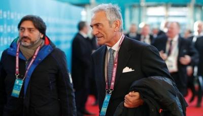 """رئيس الاتحاد الإيطالي سيطلب من """"يويفا"""" تأجيل يورو 2020"""