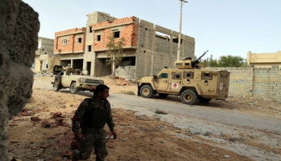 أوقفت ضخ المياه وقصفت مستشفى.. قوات حفتر تصعّد هجومها على العاصمة طرابلس