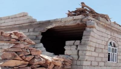 """ردا على هزائمهم.. الحوثيون يقصفون منازل المدنيين في """"قانية"""" بالبيضاء"""