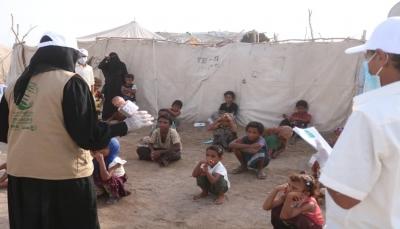 مبادرة مجتمعية لتوعية الأطفال بفيروس كورونافي محافظة مأرب