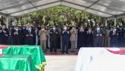 بعد 170 سنة من وفاتهم.. جنازة رسمية لرفات 24 مقاوما جزائريا ضد الاستعمار الفرنسي