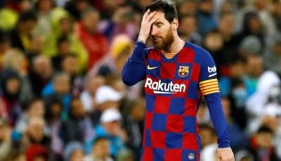 رئيس برشلونة يحسم الجدل حول مستقبل ميسي