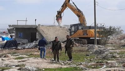 الاحتلال الإسرائيلي يعتزم هدم 30 منزلا ومنشأة فلسطينية شمال القدس