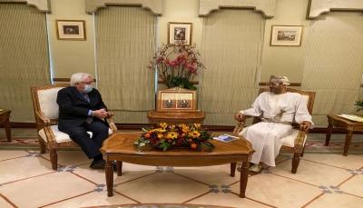 """مسقط: غريفيث يناقش """"الإعلان المشترك"""" مع وزير خارجية عُمان وقياديين حوثيين"""
