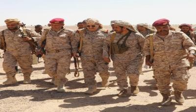 وزير الدفاع: محاولات مليشيات الحوثي باءت بالفشل والجيش أكثر إصرارًا على استعادة الدولة