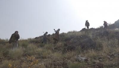 """الجيش الوطني يصد هجوم """"انتحاري"""" لمليشيات الحوثي جنوبي مأرب"""