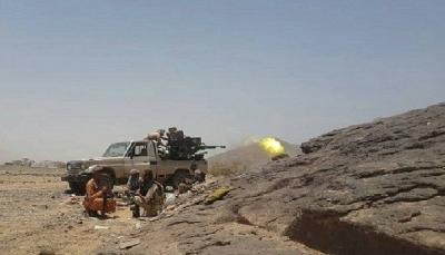 الجيش الوطني يسيطر على سلسلة جبال إستراتيجية بمحافظة الجوف