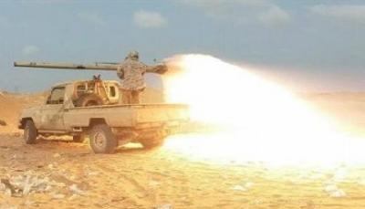 الجيش الوطني يعلن مصرع وإصابة عشرات الحوثيين غربي مأرب