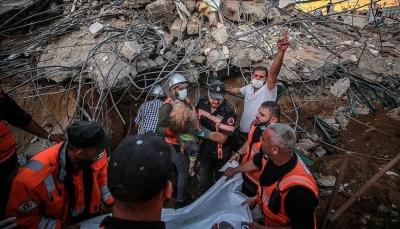 1200 غارة وتدمير ممنهج للمنشآت.. 197 شهيدا و1235 جريحا في غزة خلال أسبوع من العدوان الإسرائيلي
