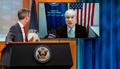 (تحليل)..معهد أمريكي يبحث في الطريقة المثلى لاستثمار الدبلوماسية الأمريكية في إنهاء حرب اليمن (ترجمة خاصة)