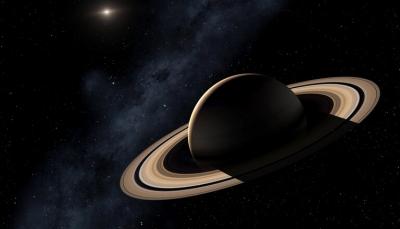 كوكب زحل يصل إلى أقرب نقطة له من الأرض ما يجعله مرئيا في سماء الليل