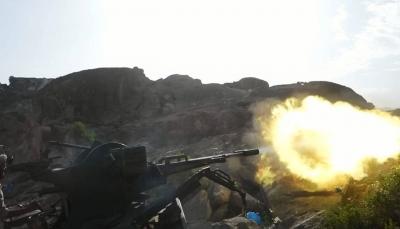 قتلى وأسرى من الحوثيين في كمين محكم للجيش شمالي الجوف