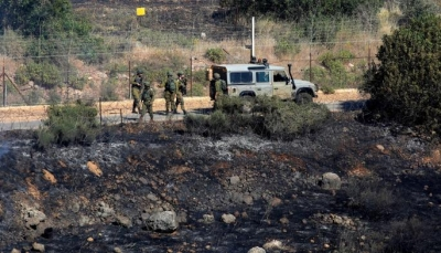 الاحتلال الإسرائيلي يوجه ضربات جوية وقصف مدفعي بمناطق في جنوب لبنان