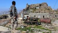 تعز.. قوات الجيش تهاجم مواقع للحوثيين غربي المحافظة