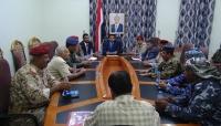 شبوة: اللجنة الأمنية تعلن رفضها لأي تشكيلات عسكرية خارج المؤسسات الرسمية