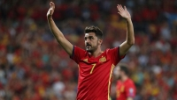 """الهداف الإسباني """"دافيد فيا"""" يعلن اعتزال كرة القدم"""