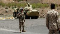 مقتل قيادي حوثي وأربعة من مرافقيه بنيران قوات الجيش غرب مدينة تعز