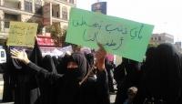 منظمة حقوقية: اختطاف أكثر من 35 فتاة في صنعاء خلال الآونة الأخيرة