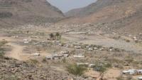 مليشيا الحوثي تقصف تجمعاً للنازحين شرق صنعاء