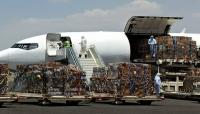 خلال يومين.. 4 طائرات أممية تحمل 81 طنا من المساعدات الطبية تصل صنعاء
