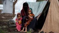 الهجرة الدولية: نزوح 372 أسرة خلال الأسبوع الماضي غالبيتهم من مأرب