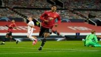 مانشستر يونايتد يكتسح لايبزيغ  بخماسية في عرض هجومي مخيف