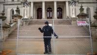 الولايات الأمريكيةتتخذ إجراءات أمنية غير مسبوقة تحسبا لمظاهرات مسلحة