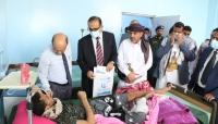 وزير الصحة يوجّه بحل إشكالية جرحى الجيش المحتاجين للعلاج في الخارج