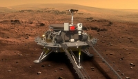 الصين تعلن نجاحها في إنزال روبوت على سطح المريخ