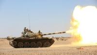 مأرب.. الجيش يحرر عدد من مواقع مليشيا الحوثي في جبهة الكسارة